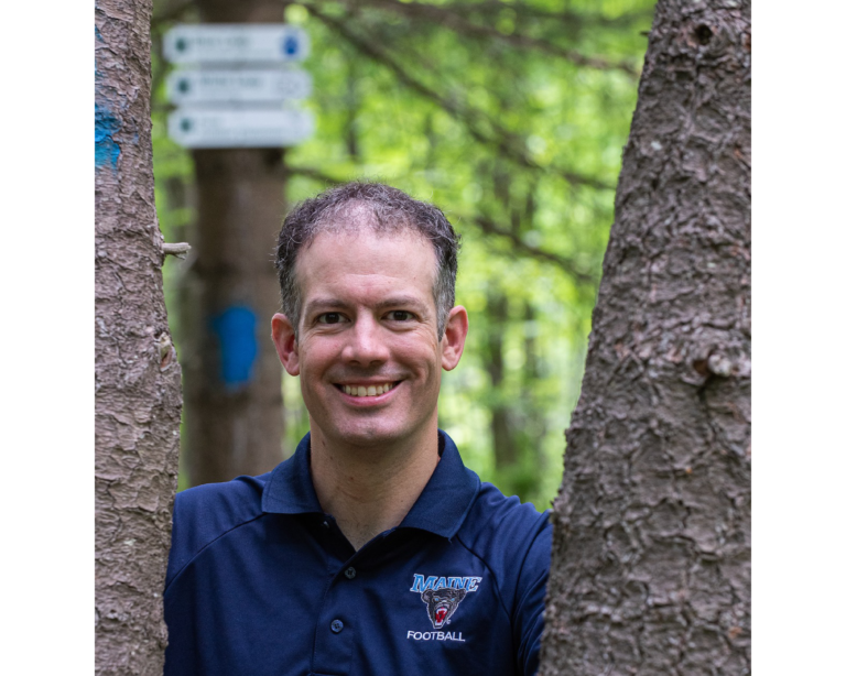 Jonathan LaBonte is Maine TREE's new Executive Director