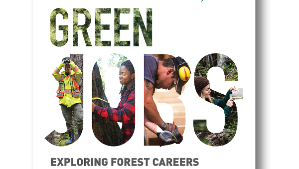 "Video: Introducing ""Green Jobs: Exploring Forest Careers"" Educators Guide"